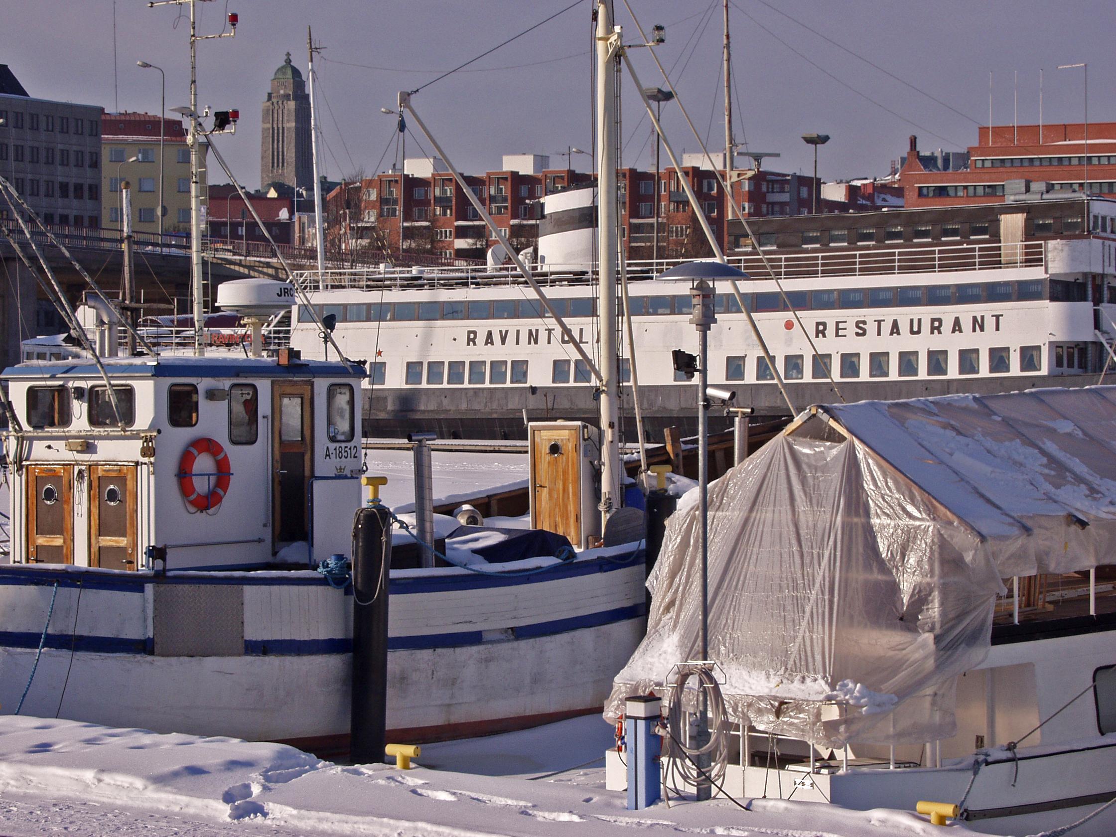 Ravintolalaiva Helsinki