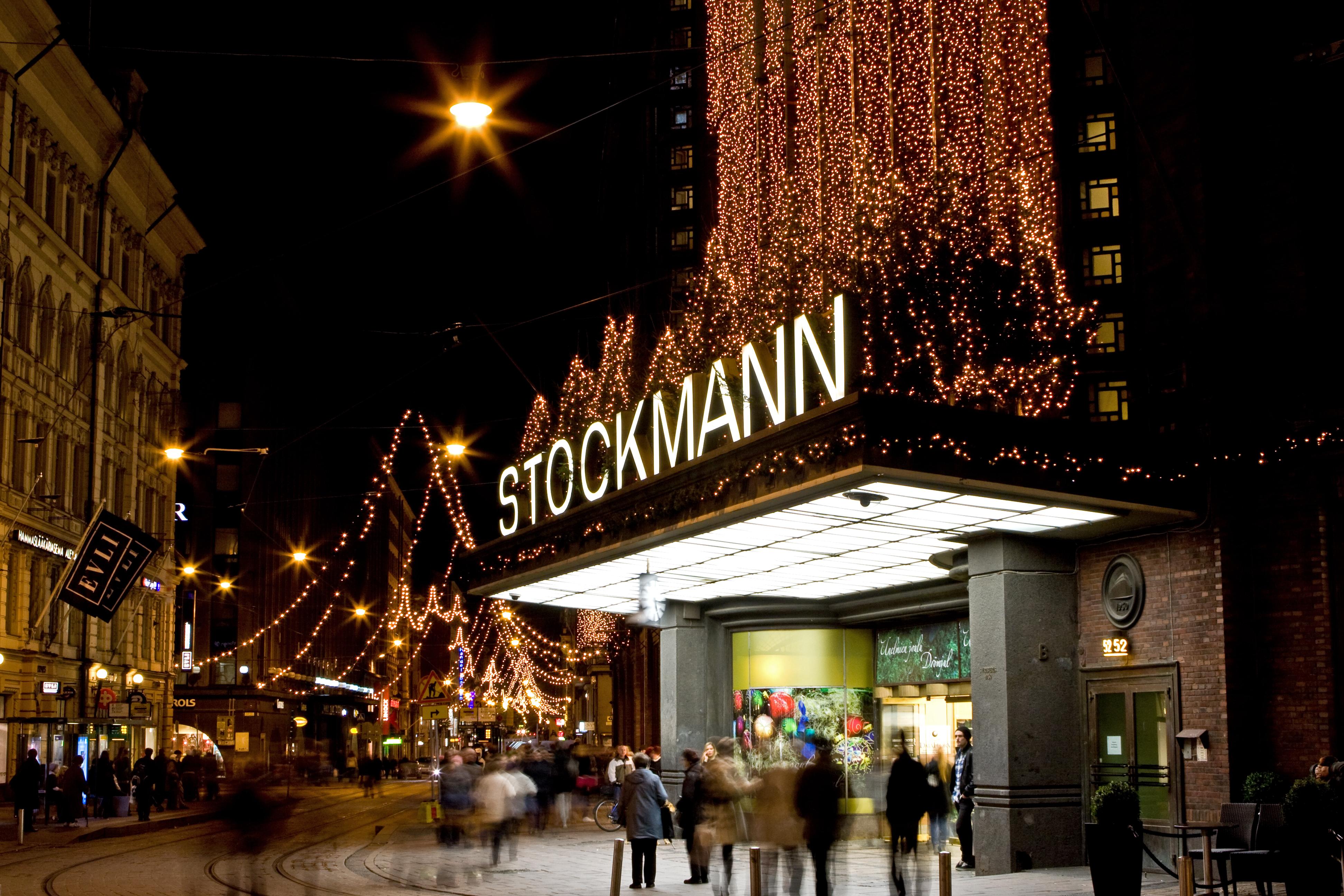 Stockmann Helsinki Laukut : Stockmann aleksanterinkatu toinen linja