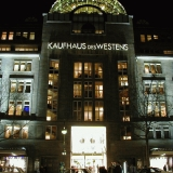 The department store Kaufhaus des Westens in Berlin