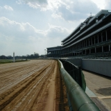 Churchill Downs racetrack