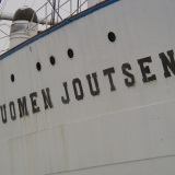 The Suomen Joutsen sailing ship