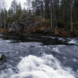 The Myllykoski rapids
