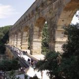 Pont du Gardin roomalainen vesijohto