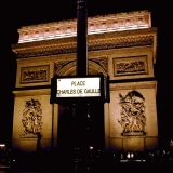 The Arc of Triomphe
