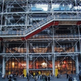 The Centre George Pompidou