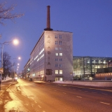 Old Arabia factory at Arabianranta