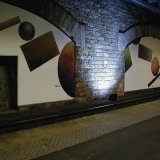 Art at the Pereire-Vallois station