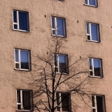 Windows at Sörnäisten Rantatie 4