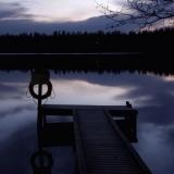 A nightly pier
