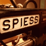 Spiess printing press