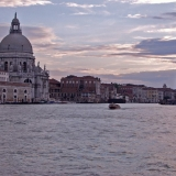 The Santa Maria della Salute church and the Grande Canale