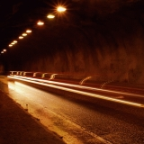 Lake Borgby tunnel
