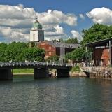 Tykistönlahti ja Suomenlinnan kirkko