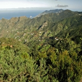 A view to nothern Tenerife