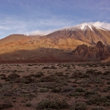 Teide from the valley