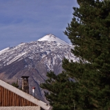 Teide seen from El Portillo village