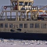 M/s Ehrensvärd, service ferry to Suomenlinna