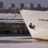 Finnish Maritine Administration's ship Suunta