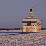 A ferry to Sweden