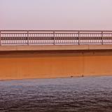 Pala Lauttasaaren siltaa