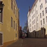 Tyypillinen näkymä vanhassa kaupungissa