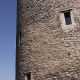 Torni vanhankaupungin muurissa