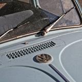 Hood of a Volkswagen