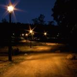 Tuurholmantie street in Tullisaarenpuisto park