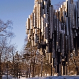 The Sibelius monument