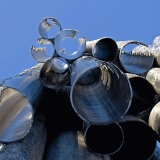 Pipes of the Sibelius monument