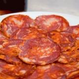 Chorizo-makkaroita