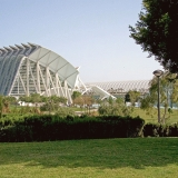 Ciutat de les Arts i les Ciències - the city of arts and sciences