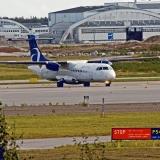 Aero ATR ATR-72-201 (ES-KRK)