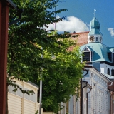 A view from Porvoo old town