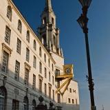 Leedsin kulttuurikeskuksen kultainen kello