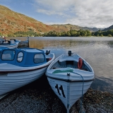 Boats at Ullswater