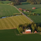 A farm in Mattila village in Mäntsälä