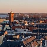 Southern Helsinki panorama