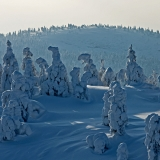 Lumiset mäet