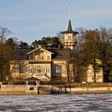 Kesäranta, prime minister's official residence in Meilahti
