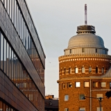 Arena-talo tower and Kallio health center