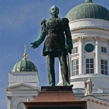 Alexander II and the Helsinki cathedral