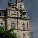 Québec parliament building