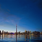 Toronton siluetti