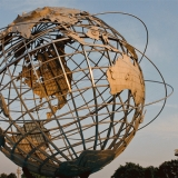 Unisphere Flushing Meadows -puistossa