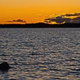 Sunset at Venäjänhiekka