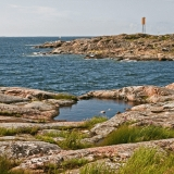 The small sound between Finnskär and Utö islands