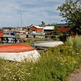 The port at Utö