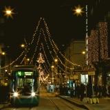 Tram 4 at Aleksanterinkatu