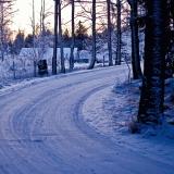 Talvinen tie
